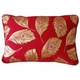 Jewel Moroccan Feather Oblong Pillow