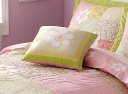 Julia Flower Pillow