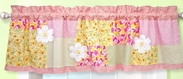 Julia Flower Valance