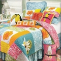Kahala Hawaiian Beach Quilt