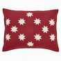 Kent Star Country Red Standard Sham