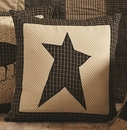 "Kettle Grove 10"" Star Pillow"
