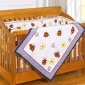 Lady Bug Crib Set by Anna Claire