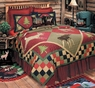 Deer Lodge 5 or 7-Piece Value Quilt Set