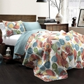 Maui Island Tropical Quilt Set