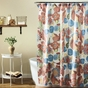 Layla Maui Island Tropical Shower Curtain