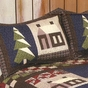 Mountain Trip Standard Sham (set of 2)