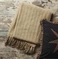 Nantucket 100% Cotton Twil Throw