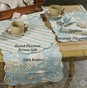 Natural Shells 14 x 51 Table Runner