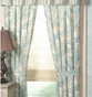 Natural Shells Drapery Panel Curtain