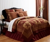 NinePatch Star 3, 4 or 5 Piece Value Quilt Set