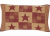NinePatch Star Luxury KING Sham