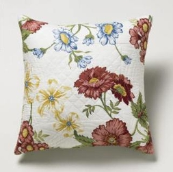 Pembroke Quilted Accent Pillow by Williamsburg