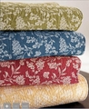 Red or Yellow Toile Quilts