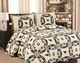 Round Up Horses Western Quilt Set