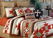 Southwest Ranch Quilt
