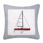 Southwinds Sailboat Pillow