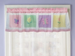 Spring Meadow Window Valance