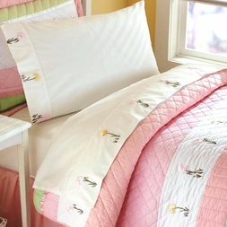 Tara Stripe Sheet Set