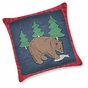 Timberline Bear Accent Pillow