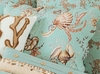 Under the Sea GREEN Standard Sham