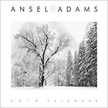 2018 ANSEL ADAMS DESK CALENDAR