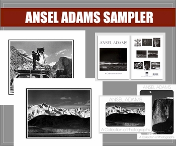 ANSEL ADAMS SAMPLER PACK