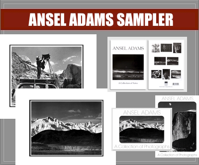 ANSEL ADAMS SAMPLER PACK 2018