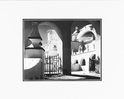 ANSEL ADAMS - ARCHES, NORTH COURT (OUT OF STOCK)