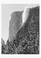 EL CAPITAN FALL, YOSEMITE VALLEY