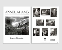 "ASSORTMENT OF 8 IMAGES OF ""YOSEMITE"" BY ANSEL ADAMS - BOXED NOTECARDS"