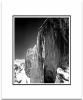 MONOLITH, THE FACE OF HALF DOME, YOSEMITE