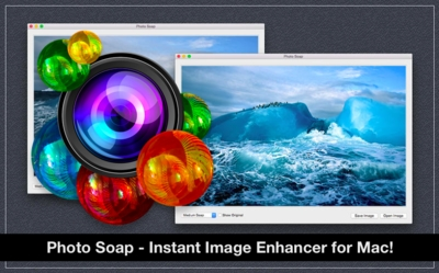 Photo Soap - Instant Image Enhancer