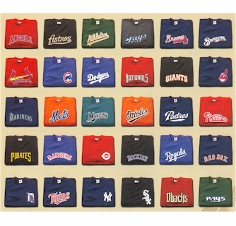 quality design 2204d bc479 MAJESTIC 2-BUTTON MLB REPLICA JERSEYS ADULT
