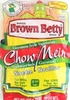 Brown Betty Chow Mein