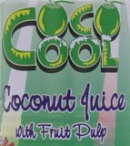 Coco Cool Coconut Water with pulp (Case of 24 x 17.5ml)