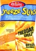 Holiday Cheeze Stiks (Cheddar Cheese)