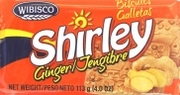 Shirley Biscuit (ginger)