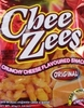Sunshine Snacks Chee Zees (small snack pack)