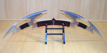 Bat'leth with Stand-SF 3106-2-PS
