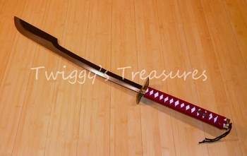 Bleach Sajin Komamura Sword and Stand