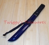 Blue Wedge Tanto SS073BL-PS