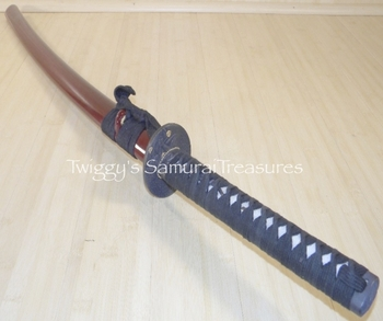 Bushido Samurai Sword MC 3053
