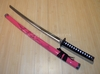 Carved Pink Dragon Katana-YK-58PD MC
