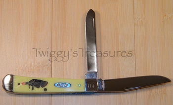 Case Trapper-Yellow-Turkey-80161