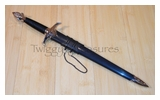 Chronicles of Narnia Prince Caspian Dagger-KM007-PS