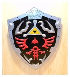 Dark Link's Zelda Hylian Shield-A