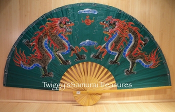 Dragon Fan 217
