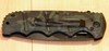 Falcon Assisted Opening Knife Camo KS8001 PS