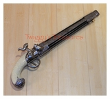 Flintlock Pistol Dagger KM5837-PS